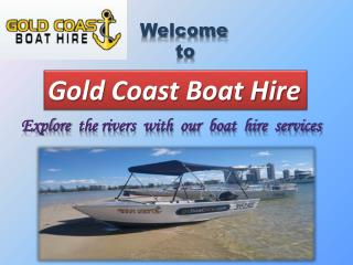 Gold Coast Boat Hire Pty Ltd