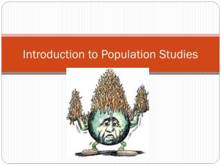 Introduction to Population Studies