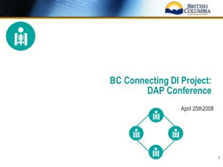 BC Connecting DI Project:  DAP Conference