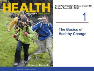 The Basics of Healthy Change