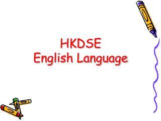 HKDSE English Language