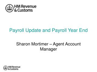 Payroll Update and Payroll Year End