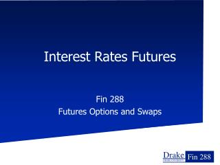 Interest Rates Futures
