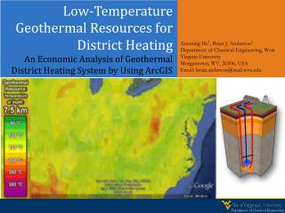 Low-Temperature Geothermal Resources for District Heating