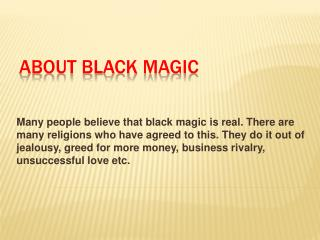Astrologer in India | Black Magic Specialist & Love Problem