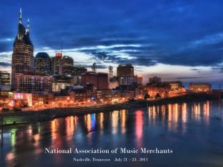 National Association of Music Merchants