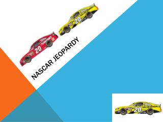 Nascar  Jeopardy