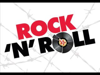 Rock'n'roll music typically has: A  strong beat Simple chord progressions