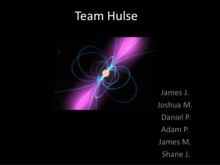 Team  Hulse