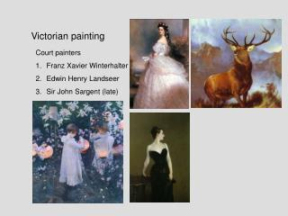 Victorian painting