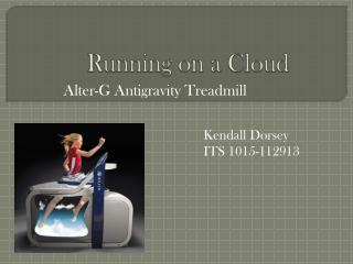 Running on a Cloud
