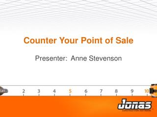 Counter Your Point of Sale