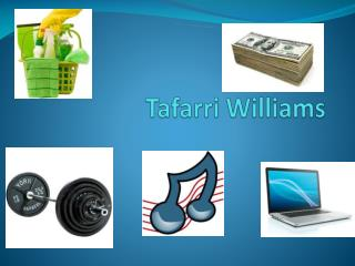 Tafarri  Williams
