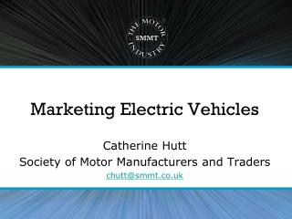 Marketing Electric Vehicles