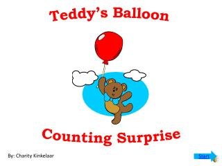 Teddy's Balloon