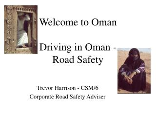 Welcome to Oman Driving in Oman - Road Safety