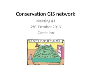 Conservation GIS network