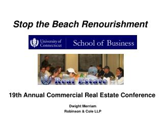Stop the Beach Renourishment
