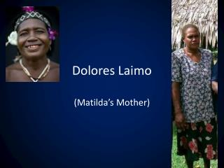 Dolores Laimo
