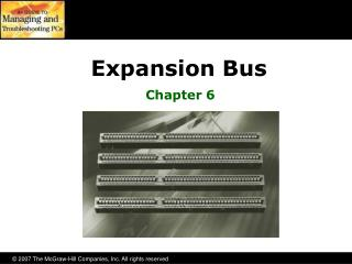 Expansion Bus
