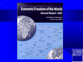 Economic Freedom of the World -  The Role of Government in the Modern Growth Economy
