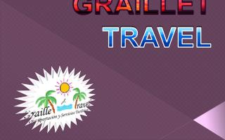 GRAILLET TRAVEL