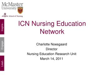 ICN Nursing Education Network