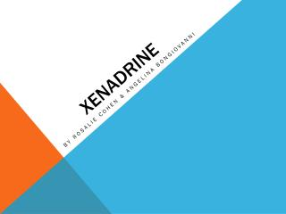 Xenadrine