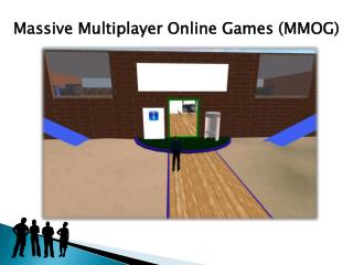 MMOG Examples Second Life World of  Warcraft Guild Wars Everquest  Online Sims Online