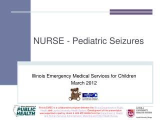 NURSE - Pediatric Seizures