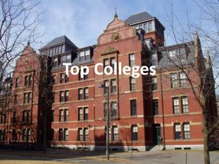 Top Colleges