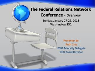 The Federal Relations Network  Conference -  Overview