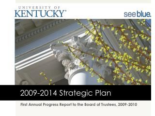 2009-2014 Strategic Plan