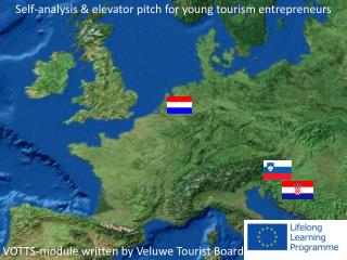 Self-analysis & elevator pitch for young tourism entrepreneurs