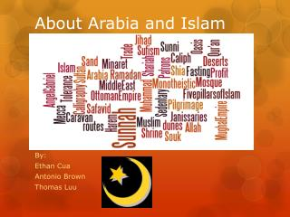 About Arabia and Islam