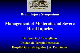 Brain Injury Symposium