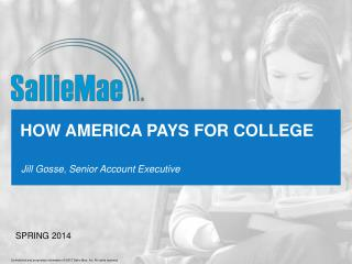 How America Pays for  COllege