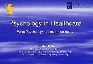 Psychology in Healthcare