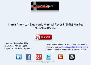 Electronic Medical Record Market in North America