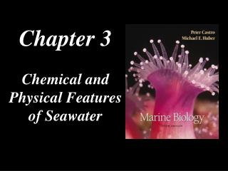 Chapter 3 Chemical and Physical Features of Seawater
