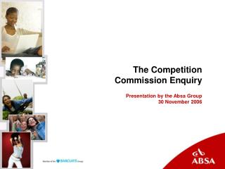 The Competition Commission Enquiry
