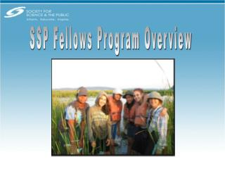 SSP Fellows Program Overview