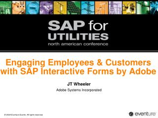 Engaging Employees & Customers with SAP Interactive Forms by Adobe