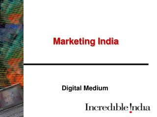 Marketing India