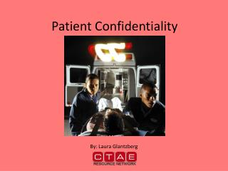 Patient Confidentiality