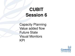 CUBIT Session 6