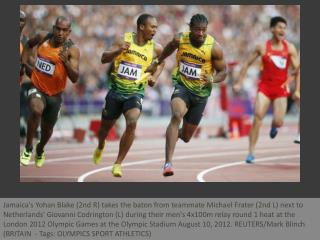 London 2012 Olympics: Best of Day14
