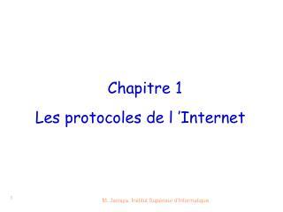 Les protocoles de l'Internet