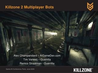 Killzone 2 Multiplayer Bots