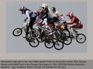 London 2012 Olympics: Best of Day 13